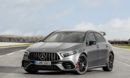 Mercedes-AMG A 45 S | Un objeto de deseo