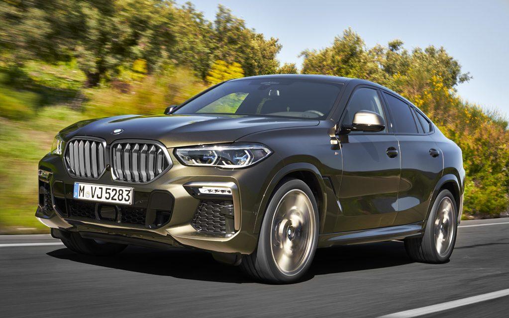 BMW X6 | Lujosa deportividad