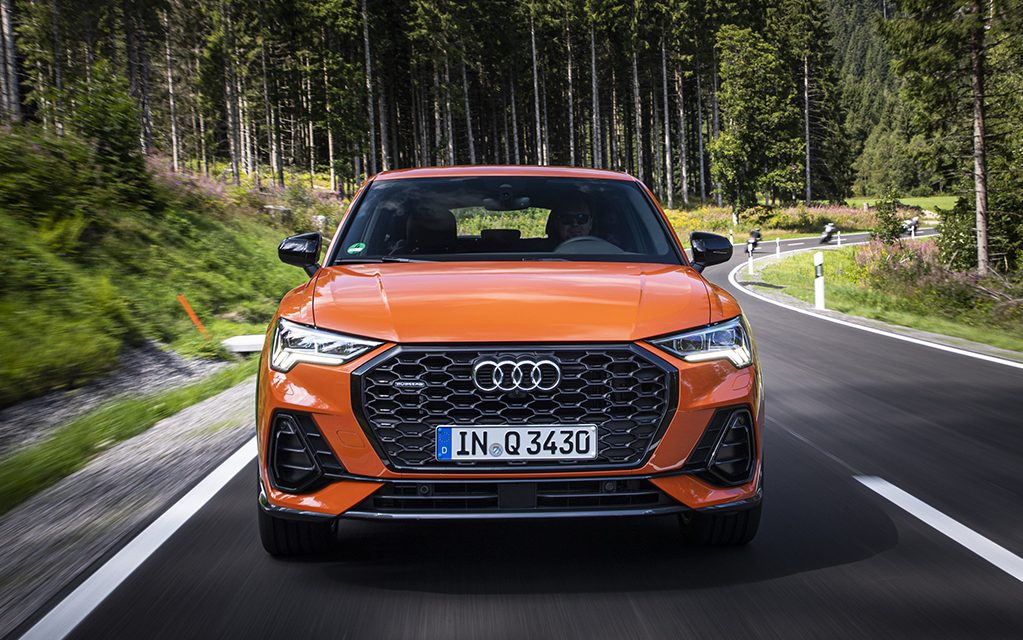Audi Q3 | Dos siluetas para elegir