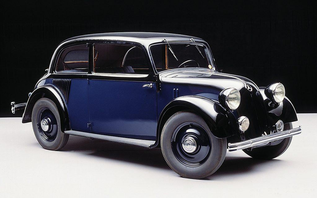 "Mercedes-Benz ""Heckmotor""   El legado de Ferdinand Porsche"