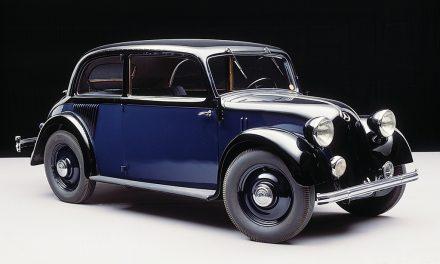 "Mercedes-Benz ""Heckmotor"" | El legado de Ferdinand Porsche"
